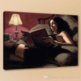 $enCountryForm.capitalKeyWord NZ - High Quality Fabian Perez Princess Diaries Girl Portrait Handpainted & HD Print oil painting,Home Decor Wall Art On Canvas Multi Sizes p87