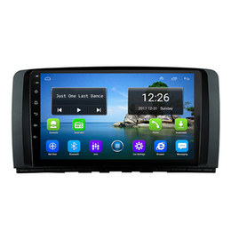 mercedes gps radio UK - Android 4G LTE Built-in Wifi Microphone car GPS Navitel Radio AM FM,mp3 mp4 MUSIC for Mercedes Benz 2006-2014 class W251 R300 R350 R63 9inch