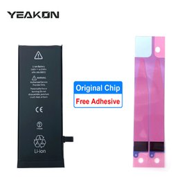 $enCountryForm.capitalKeyWord Australia - Real Capacity 0 Cycle Li-ion Replacement Battery Original battery for iPhone battery 5G 5S 6G 6S 6P 6SP 7G 7P 8G 8P X With Adhesive