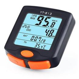 $enCountryForm.capitalKeyWord UK - Wireless Bike Cycling Bicycle Cycle Computer Odometer Speedometer Backlight Good 12.3 #186307