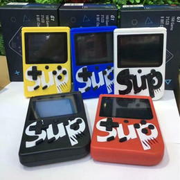 Video games player for kids online shopping - SUP Handheld video Games Console Portable Retro bit FC MODEL FOR FC in AV Game Player for kids than PXP3
