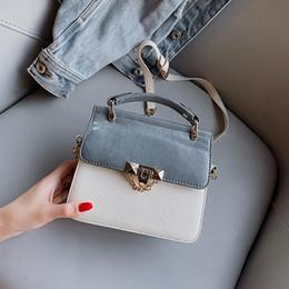 $enCountryForm.capitalKeyWord NZ - Factory wholesale brand women handbag fashion multilayer oil leather handbag elegant temperament contrast leather shoulder bag simple buckle