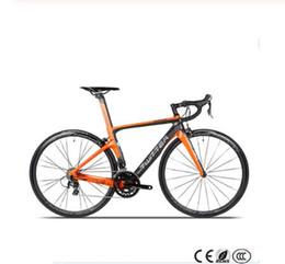 Folding bike white online shopping - Super Light Aleación De Aluminio Velocidad Mango Romper el Viento de Carbono Marco de la Bici DEL Camino C in bicicleta from Deportes