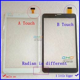 tablet pc replacement screens Canada - New Touch Screen Digitizer For TEXET TM-8044 8.0 3G tablet PC Touch panel sensor replacement Free