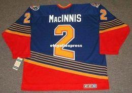 $enCountryForm.capitalKeyWord Australia - custom Mens AL MacINNIS St. Louis Blues 1996 CCM Jerseys Vintage Cheap Retro Hockey Jersey