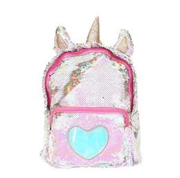 $enCountryForm.capitalKeyWord Australia - New Sequins Backpack Women Pu Leather Mini Travel Soft Bag Fashion Schoolbag For Teenager Student Girls Book Bag Satchel Y19061102