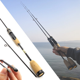 $enCountryForm.capitalKeyWord Australia - NEW 1.68M Ultra light lure rod ul power 2-6g Lure Weight 3-7lb Carbon Fiber wooden handle Spinning fishing rod Fishing Tackle