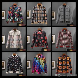 Fancy Long Tops NZ - High Italy Top luxury quality Italian designer fancy hooligan casual jacket available in a variety of styles m-3 xl size