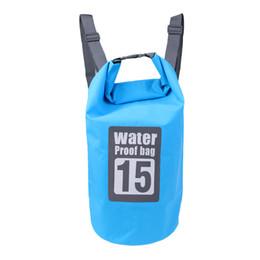 $enCountryForm.capitalKeyWord Australia - Waterproof Dry Sack Backpack Bucket Bag Camping Kayaking Travel 5 10 15 20L for Rafting Surfing Rowing Boat Fishing Hunting Acce