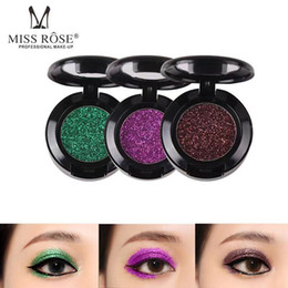 Discount loose cosmetic glitter Glitter Eye Shadow 28 Colors Cosmetic Makeup Diamond Lips Loose Makeup Eyes Pigment Comestic Single Eye Shadow