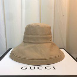 $enCountryForm.capitalKeyWord Australia - New Hot Sale Bucket Cap Big Eaves Gentleman S Hats For Men Women High Quality Breathable Fashion Polo Fisherman S Hat Visor Sun Hat Top Hat