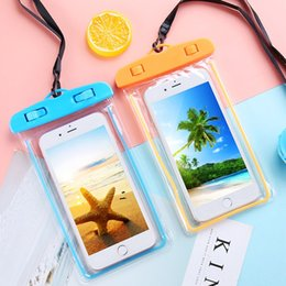 $enCountryForm.capitalKeyWord Canada - Bestsin Sealed Waterproof Phone Case Bag Pouch Phone Cases Suit for Big Size Iphone Xs Max Samsung S9 iphone 8P 6PLUS