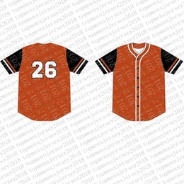 jeter jersey cheap 2019 - Top Custom Baseball Jerseys Mens Embroidery Logos Jersey Free Shipping Cheap wholesale Any name any number Size M-XXL 85
