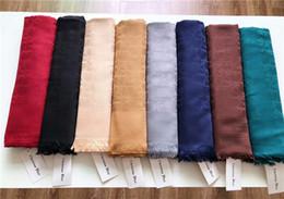 $enCountryForm.capitalKeyWord Australia - 2019 new style scarf luxury shawl soft high quality cotton wool scarf bandanna square shawl 140*140 cm