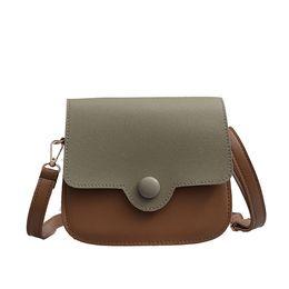 $enCountryForm.capitalKeyWord UK - 2019 Spring Summer New Student fashion Scarf Wild Messenger Bag Fashion One-Shoulder High Quality Small Square Bags