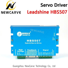 servo driver motor UK - Leadshine Closed Loop Hybrid Servo Driver HBS507 3 Phase 18-50VDC Newcarve