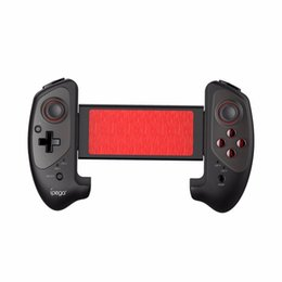 feedback android tv box UK - Ipega PG-9083 Red Bat Bluetooth Game Pad Wireless Controller For Android TV Box For Nintendo Switch For Xiaomi Huawei Phone