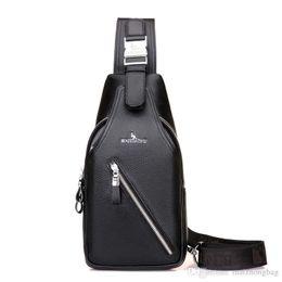Man S Leather Bags Australia - Designer New Bag Nice Leather Chesr Bag High Quality Men Messenger Bag Fashion Men S Bags