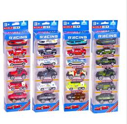 $enCountryForm.capitalKeyWord Australia - Children's toy alloy car model set 1:64 hui li alloy toy car children's educational toy simulation mini combination