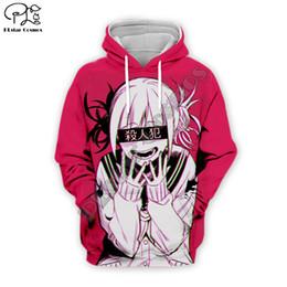 $enCountryForm.capitalKeyWord Australia - PLstar Cosmos Anime girl sexy Re Zero Rem Manga Printed Shirt Tee 3D Print Hoodie Sweatshirt Jacket Zipper Anime style-1