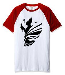 T Shirt Hip Hot Australia - Hot Sale 2019 T-shirt Bleach Kurosaki Ichigo Short Sleeve Men's T-shirts Crossfit Hip Hop Streetwear Fashion Raglan T Shirt Top