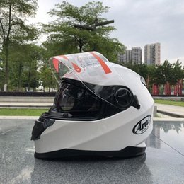 dirt bikes racing UK - Motorcycle White Color Racing Motorcycle Helmet Dirt Bike Capacete De Moto Casco Cheap Motorbike Helmet Cheap Motorbike Helmets From B qGtg#