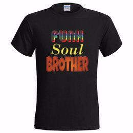 $enCountryForm.capitalKeyWord UK - FUNK SOUL BROTHER DESIGN MENS T SHIRT MUSIC DISCO PEACE FESTIVAL STAG PARTY CLUB Fashion Style T Shirts 100% Cotton Classic cheap