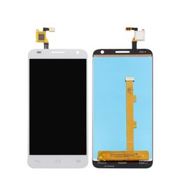 Discount one touch alcatel lcd screen - High Quality For Alcatel One Touch Idol 2 Mini S 6036 6036Y LCD Display Digitizer Touch Panel Screen Assembly Free Tools