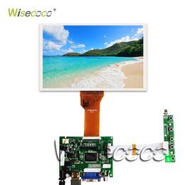 "$enCountryForm.capitalKeyWord Australia - 7"" inch LCD Display Screen 800*480 AT070TN90 92 94 Monitor Remote Driver Board 2AV HDMI VGA For Lattepanda Raspberry Pi 3 2"
