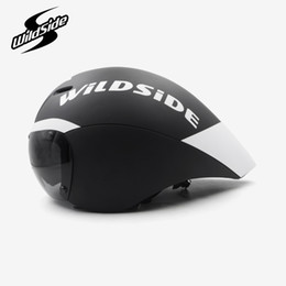 $enCountryForm.capitalKeyWord UK - Race cycling helmet lens goggles Triathlon tri aero helmet road bike timetrial bicycle Ciclismo Accessories 2019