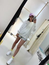 Wholesale Women s designer new leader autumn and winter hatless ladies letter printing sweater fashion street tide brand sweater
