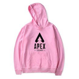 girls hoodies sweatshirts Australia - Aikooki Apex Legends Hoodies Sweatshirt Game 2019 Harajuku Hoodies Apex Legends Pullovers Hip Hip Sweatshirt Boy Girl Casual Top