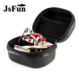 Reel bodies online shopping - PU Material Fish Reel Bag Spinning Reel Case Protective Hard Shell Shockproof Waterproof Cover Storage Case Fishing Tackle FB21