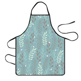 $enCountryForm.capitalKeyWord UK - Durable and easy to clean Home Women Waterproof Cute Cartoon Kitchen Restaurant Cooking Bib Apron Aprons kitchen gadgets best
