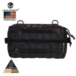 $enCountryForm.capitalKeyWord NZ - Emersongear Multi-functional 1000D Molle Edc Gear Utility Waist Pouch Bag Tactical Packs Survival Camping Equipment EM8347 #263406