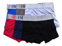 $enCountryForm.capitalKeyWord UK - Mesh Designer Mens Underwear Boxer Brief Shorts Luxury Breathable2019 Youth Funny Fashion Modal Sexy Boxer Soft Male Penis Boxer Homme