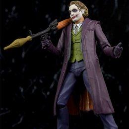 SHF Palhaço DC Gogues Galeria Coringa Twoface Batman Anime Figura Toy Figuras de Ação Pvc Modelo Coleção Box A Nova Listagem