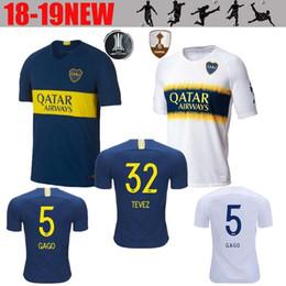 74e38356 good Top thailand Quality Boca Juniors Jersey Home Away 18 19 Boca Juniors  soccer jerseys OSVALDO CARLITOS PEREZ P GAGO football shirts