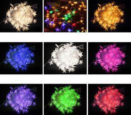 $enCountryForm.capitalKeyWord Australia - Led star light string battery small lights flashing lighting red string lights Christmas room curtain lights
