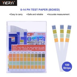 tester ph chlorine UK - 100pc Swimming Pool PH Test Card Chlorine Residual PH Value Alkalinity Hardness Test Strip Pool Cleaner Tester D3