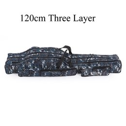 Waist Lure Australia - Fishing Bag Portable Tackle Outdoor Bags Storage Waist Case Lure Rod Multiple #836546