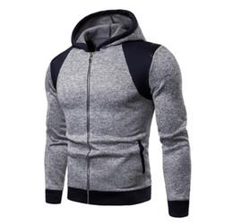 $enCountryForm.capitalKeyWord UK - Brand Sweatshirt Hoodie Men Jacket Coat Long Sleeve Autumn Sports Pullover Windcheater Mens Clothes Plus Size Hoodies mens tracksuits
