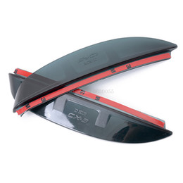 Mazda cx accessories online shopping - Car Accessory For Mazda CX cx5 abs mirror visor awnings slelters cover trim
