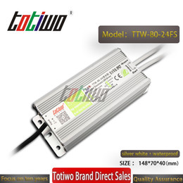 $enCountryForm.capitalKeyWord Australia - TOTIWO IP67 Waterproof AC110V AC220V to DC 24V 3.33A 80W Switching SMPS Power Supply LED Driver Waterproof Transformers constant voltage