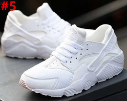 air huarache shoes Australia - New Air Huarache Running shoes trainers big Kids Boys girls Black White outdoors shoes Huaraches sneakers free shippingf91a#