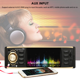 amplifier audio cars NZ - Freeshipping Autoradio Cassette Recorder Automagnitola 1 DIN Car Audio Radio MP5 Multimedia Player Wireless for mazda ford peugeot toyota vw