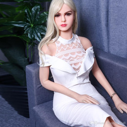 Anal Sex Doll Product Australia - Realistic Sex Dolls Full Size 161cm Sexual Doll Oral Anal Vagina Breast Adult Sex Toy Love Sex Product Soft Silicone Sexy Doll