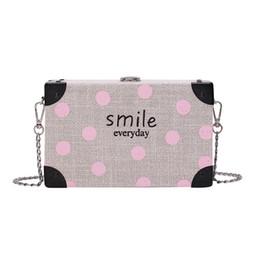 $enCountryForm.capitalKeyWord Australia - Mini box shoulder bags for girls chain shoulder strap clutch bags women evening bags cute handbags