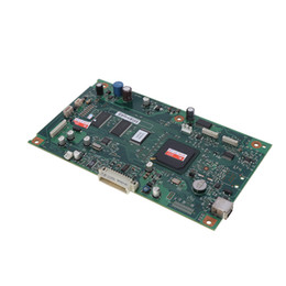 printer board UK - Motherboard Assembly Mainboard Formatter Board Kit with USB Port for HP 3050 Printer Parts
