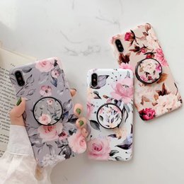 quality cell phone cases Australia - cell Phone Case 10 different vintage flowers stylish good quality new for iPhone X XR XS Max 6 6s 6plus 7 7plus 8 8plus Soft TPU Back Cover